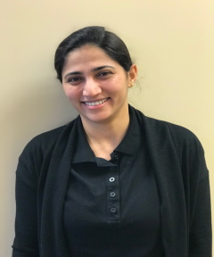 Lackmi Vaidya at First Chiropractic Care Centre
